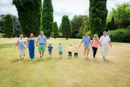 Blenheim Palace, Woodstock Oxfordshire – Family Photoshoot