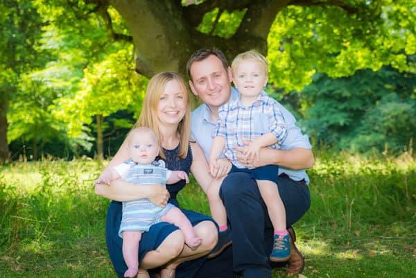 Family photographer Abingdon