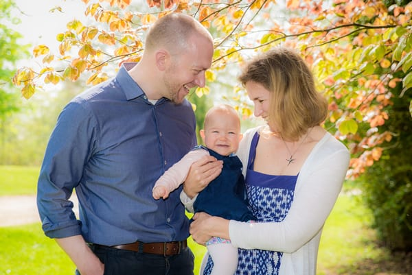Family portrait photographer Bicester