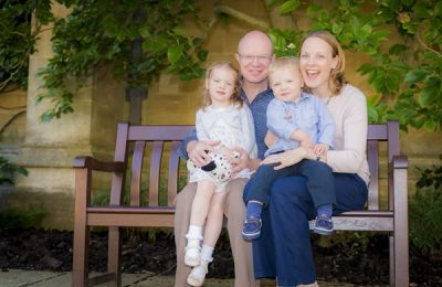 Family portrait photography banbury