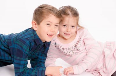 Family portrait photography witney