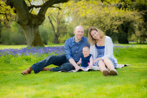 Family photographer in Witney