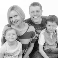 Family portrait photography milton keynes