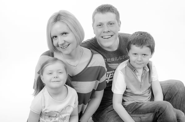 Family portrait photography milton keynes