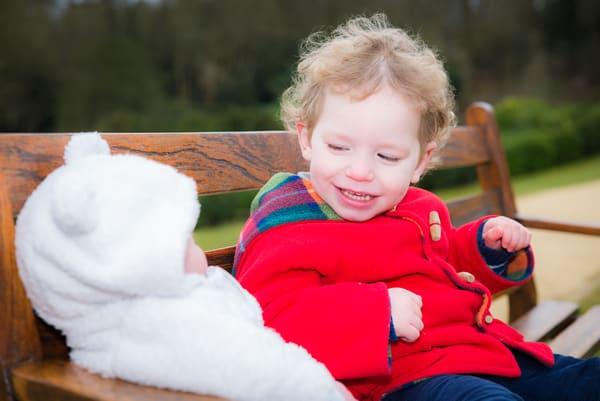 Kids Portrait Photography Swindon