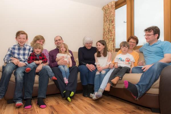 Family Photoshoot Swindon