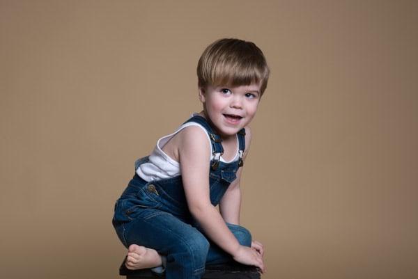 Kids portrait photoshoot