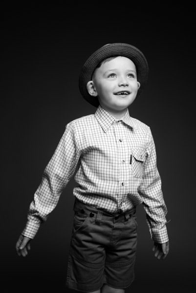 childrens portrait photoshoot