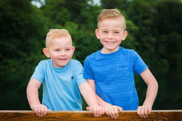 Children's lifestyle portrait photography Bicester