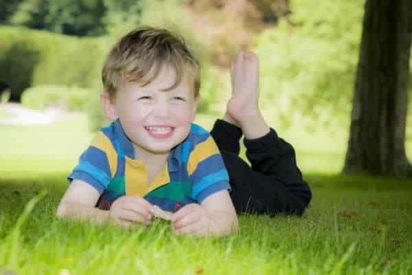 Children's photoshoot WItney