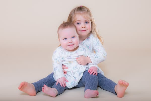 Children's portrait photography Oxfordshire