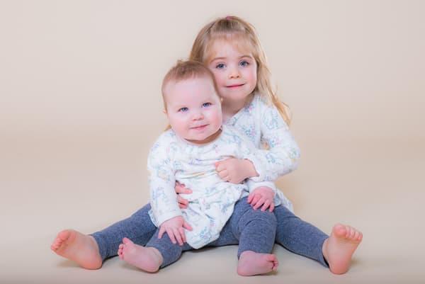 Children's portrait photography Oxfordshire