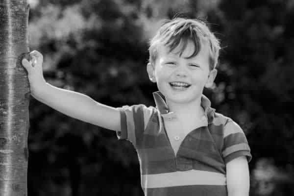 Children's portrait photography Witney