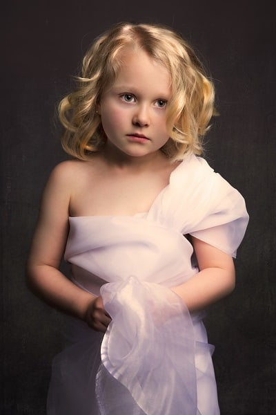 Classical children's photography Oxfordshire