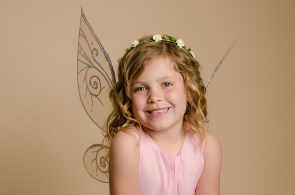 Fairy photoshoot Oxfordshire