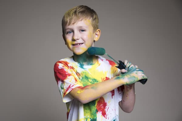Fun Children's photography Abingdon