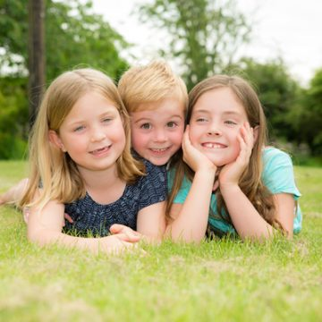 Fun family photoshoot Didcot