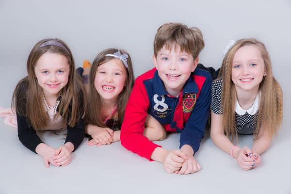 Kids photographer Didcot
