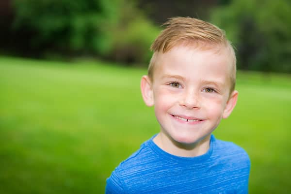 Kids portrait photography Witney