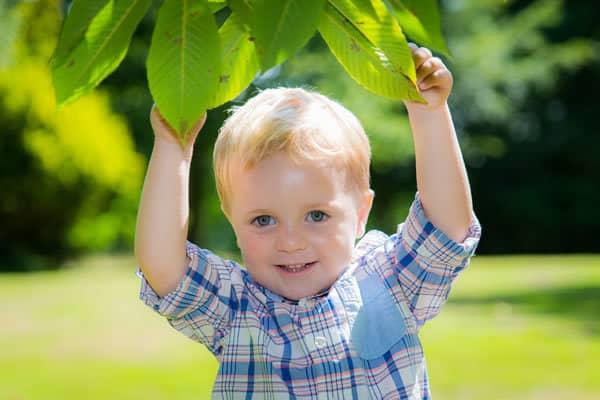 Toddler photoshoot Witney