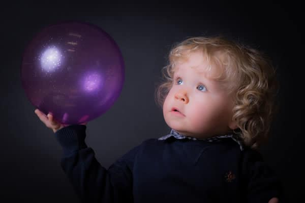 Toddler portrait photographer Bicester