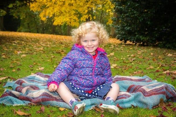 Toddler portrait photography Oxfordshire