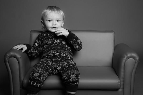 Toddler studio photoshoot experience