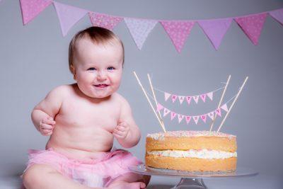 Baby cake smash Oxfordshire