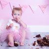 Cake smash photoshoot Bicester