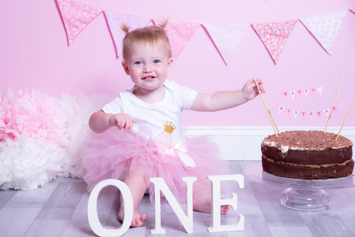 Cake smash photoshoot Thame