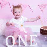 Cake smash photoshoot Thame